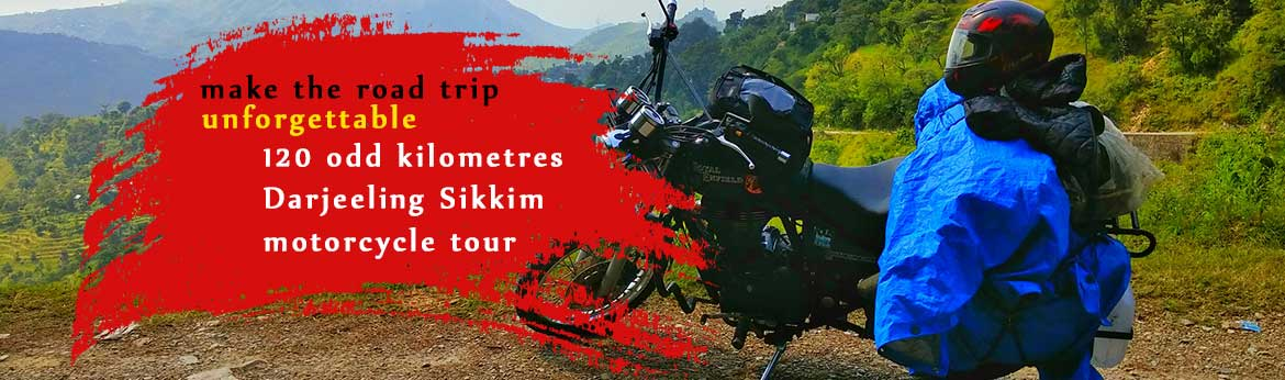 Darjeeling motorcycle tour