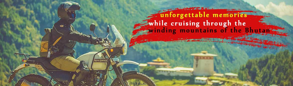 Bike rental in Thimphu