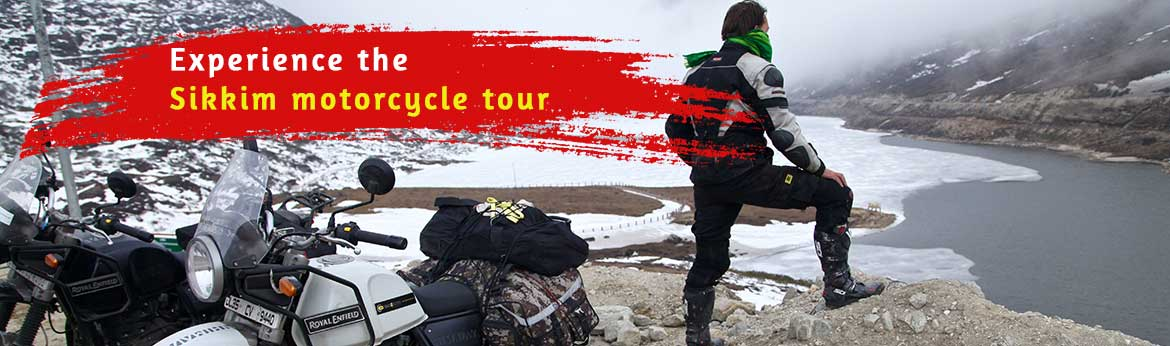 Sikkim motorcycle tour